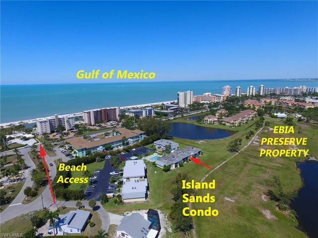 7760 Buccaneer Drive A11, Fort Myers Beach, FL 33931 (#220033451) :: The Dellatorè Real Estate Group