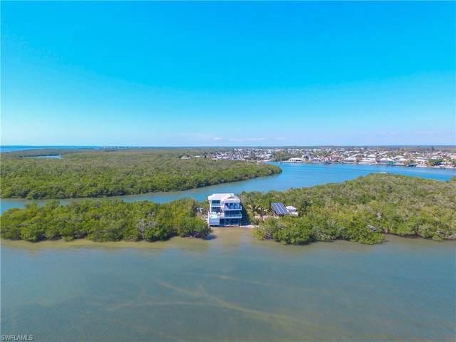 1 Crescent Island, Sanibel, FL 33957 (MLS #220033458) :: RE/MAX Realty Team