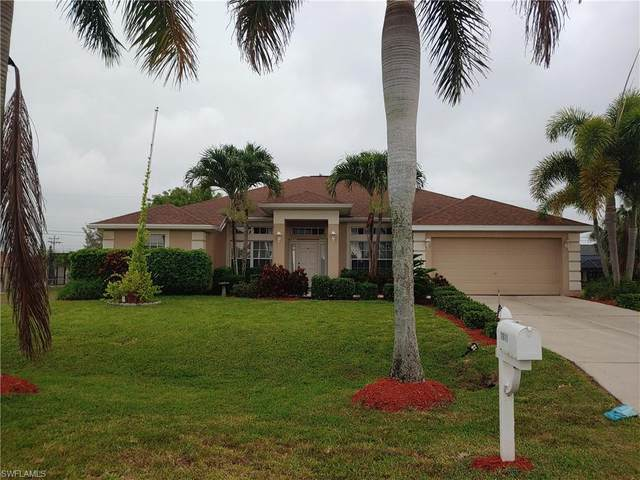1911 SW 38th Lane, Cape Coral, FL 33914 (MLS #220033523) :: RE/MAX Realty Team