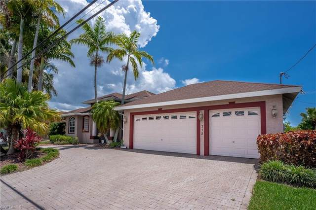 712 Cape Coral Parkway W, Cape Coral, FL 33914 (MLS #220033537) :: The Naples Beach And Homes Team/MVP Realty