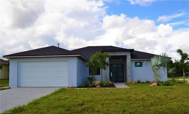 1403 SW 29th Terrace, Cape Coral, FL 33914 (#220033538) :: We Talk SWFL