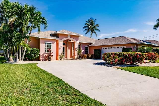 2205 SE 27th Terrace, Cape Coral, FL 33904 (MLS #220033628) :: #1 Real Estate Services