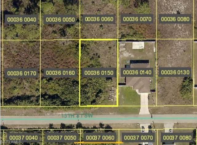 2908 15th Street SW, Lehigh Acres, FL 33976 (MLS #220033629) :: #1 Real Estate Services