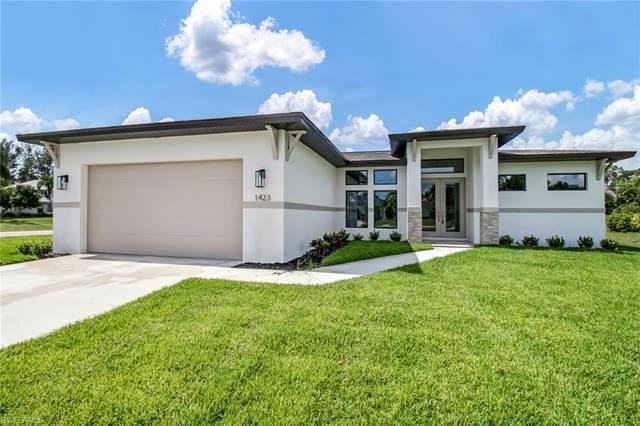 1423 SW 20th Street, Cape Coral, FL 33991 (#220033631) :: We Talk SWFL