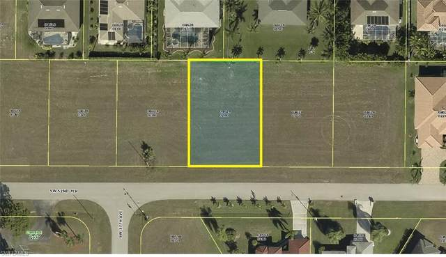 1629 SW 52nd Terrace, Cape Coral, FL 33914 (MLS #220033711) :: RE/MAX Realty Team