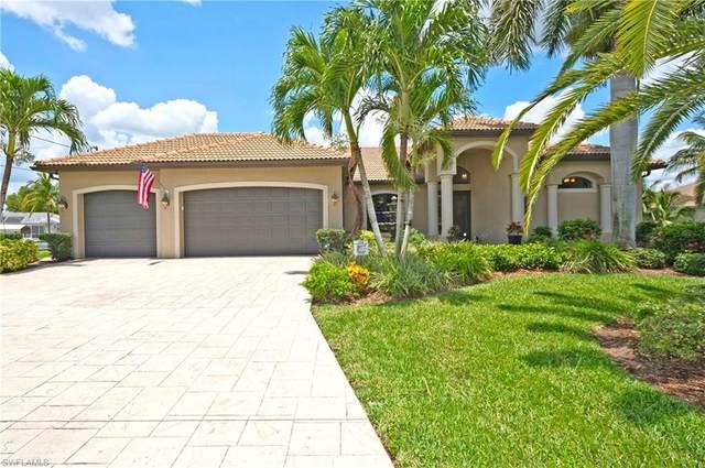 2511 SE 19th Avenue, Cape Coral, FL 33904 (MLS #220033736) :: #1 Real Estate Services