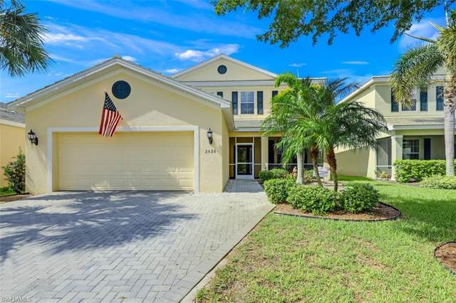 2620 Brightside Court, Cape Coral, FL 33991 (MLS #220033829) :: The Naples Beach And Homes Team/MVP Realty