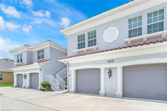 103 SW 39th Street #201, Cape Coral, FL 33914 (#220033842) :: Jason Schiering, PA