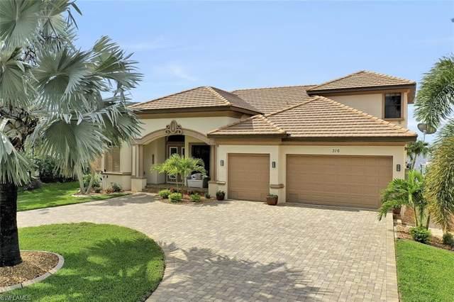 316 Bayshore Drive, Cape Coral, FL 33904 (#220033871) :: Jason Schiering, PA