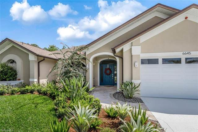 6645 Willow Lake Circle, Fort Myers, FL 33966 (MLS #220033902) :: RE/MAX Realty Team