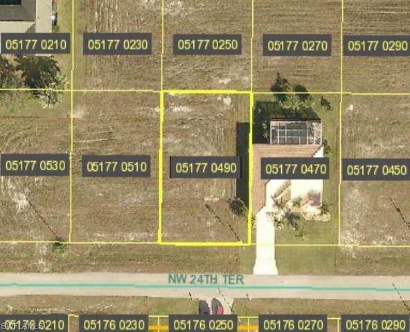 4123 NW 24th Terrace, Cape Coral, FL 33993 (MLS #220033927) :: Clausen Properties, Inc.