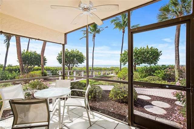 2230 Camino Del Mar Drive 2D1, Sanibel, FL 33957 (#220033967) :: The Dellatorè Real Estate Group