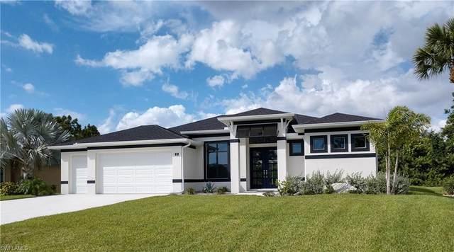 22 Medalist Way, Rotonda West, FL 33947 (MLS #220033974) :: Clausen Properties, Inc.