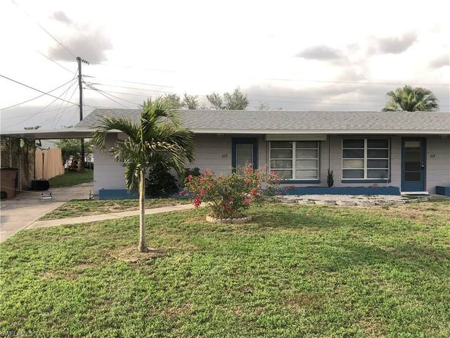 1119 Wesley Street W, Lehigh Acres, FL 33936 (#220034067) :: The Dellatorè Real Estate Group