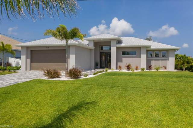 1618 NW 42nd Place, Cape Coral, FL 33993 (MLS #220034132) :: The Naples Beach And Homes Team/MVP Realty