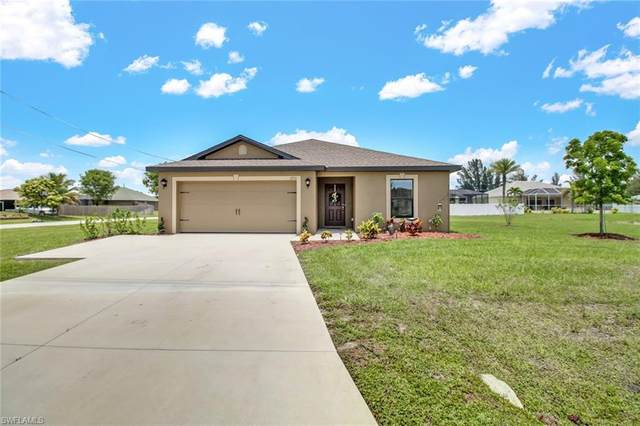 1213 Trafalgar Parkway Cape Coral, Cape Coral, FL 33991 (MLS #220034142) :: The Naples Beach And Homes Team/MVP Realty
