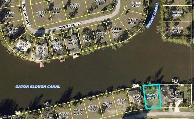 3209 NW 21st Terrace, Cape Coral, FL 33993 (MLS #220034188) :: Palm Paradise Real Estate