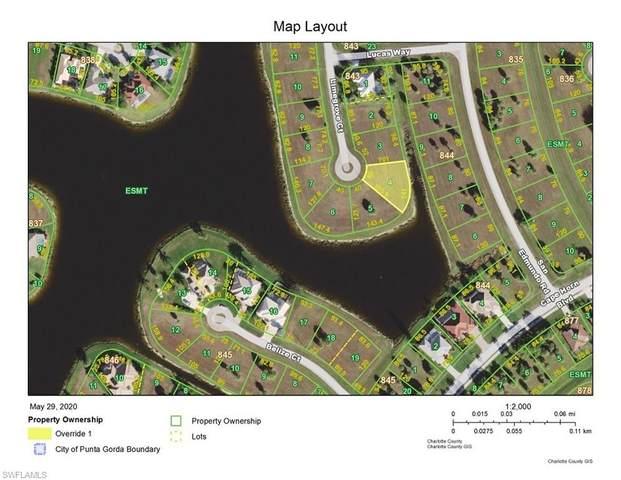 16202 Limegrove Court, Punta Gorda, FL 33955 (MLS #220034341) :: Clausen Properties, Inc.