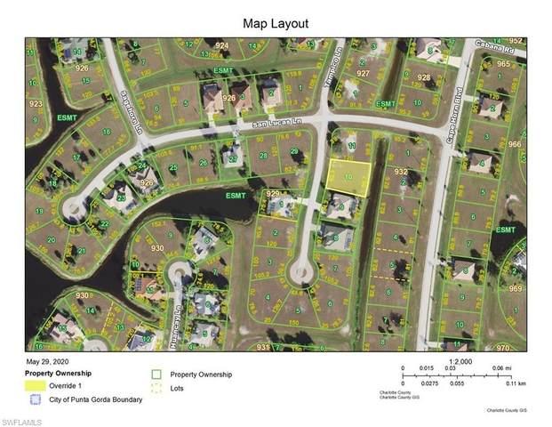 17318 Tampico Lane, Punta Gorda, FL 33955 (MLS #220034343) :: RE/MAX Realty Group