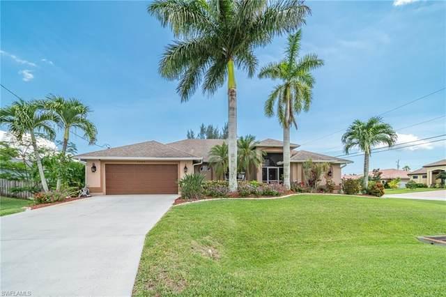2840 SW 35th Lane, Cape Coral, FL 33914 (#220034353) :: Caine Premier Properties