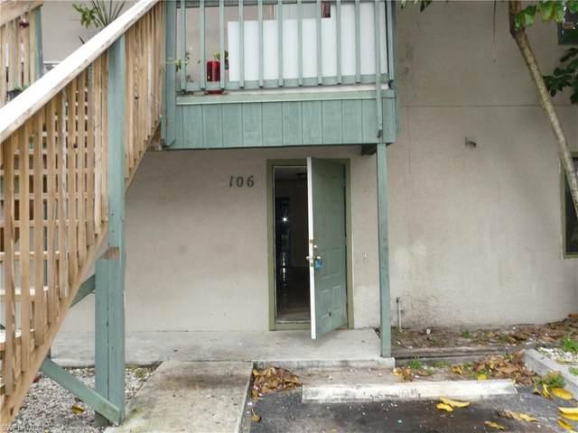824 Alderman Street #106, Fort Myers, FL 33916 (MLS #220034395) :: RE/MAX Realty Group