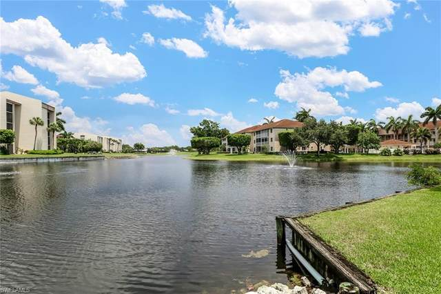 4210 Steamboat Bend #303, Fort Myers, FL 33919 (#220034493) :: The Dellatorè Real Estate Group