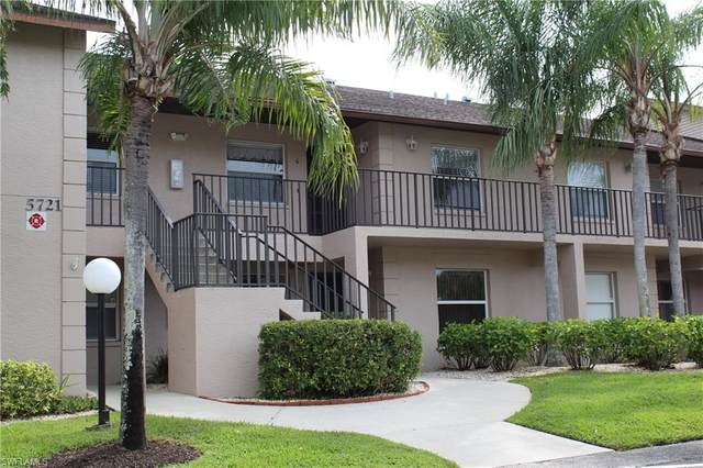5721 Foxlake Drive #6, North Fort Myers, FL 33917 (MLS #220034553) :: RE/MAX Realty Team