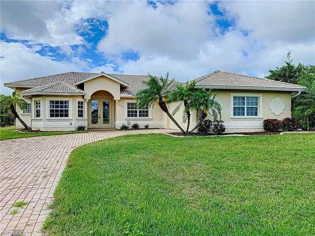 2368 NW 38th Place, Cape Coral, FL 33993 (#220034613) :: Southwest Florida R.E. Group Inc