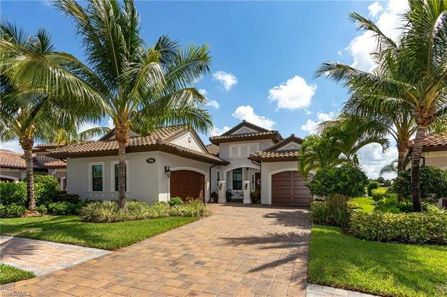 7546 Trento Circle, Naples, FL 34113 (MLS #220034646) :: Palm Paradise Real Estate