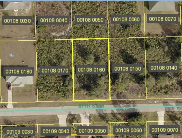 2610 67th Street W, Lehigh Acres, FL 33971 (MLS #220034647) :: NextHome Advisors