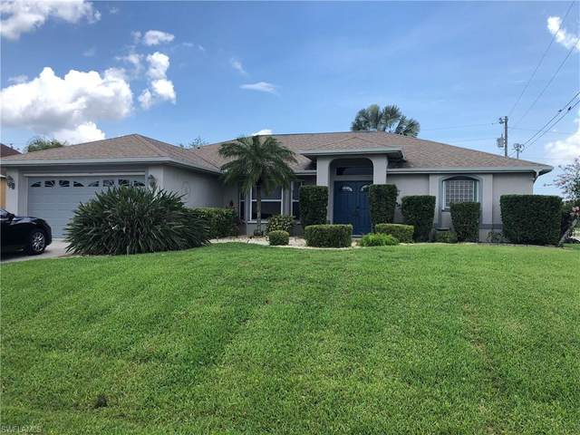 116 SE 4th Terrace, Cape Coral, FL 33990 (MLS #220034676) :: RE/MAX Realty Group
