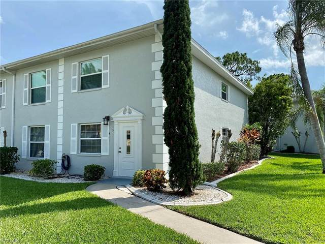 7086 Nantucket Circle #4, North Fort Myers, FL 33917 (MLS #220034683) :: Team Swanbeck