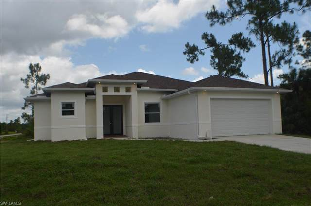 1211 Eclat Street E, Lehigh Acres, FL 33974 (MLS #220034862) :: The Naples Beach And Homes Team/MVP Realty