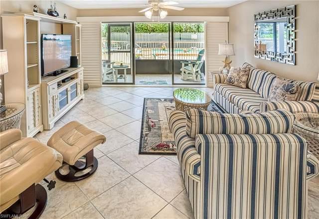 1440 Middle Gulf Drive E 1D, Sanibel, FL 33957 (#220034925) :: Southwest Florida R.E. Group Inc