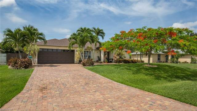 2020 SW 36th Terrace, Cape Coral, FL 33914 (MLS #220035029) :: The Naples Beach And Homes Team/MVP Realty