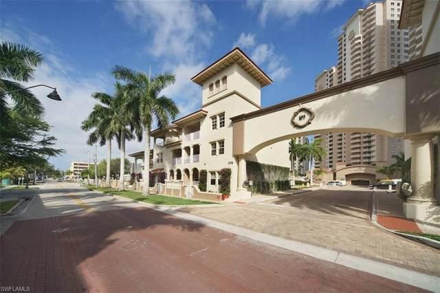 2110 W 1st Street #201, Fort Myers, FL 33901 (MLS #220035062) :: Kris Asquith's Diamond Coastal Group