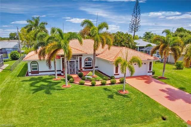 617 SE 20th Street, Cape Coral, FL 33990 (MLS #220035135) :: #1 Real Estate Services