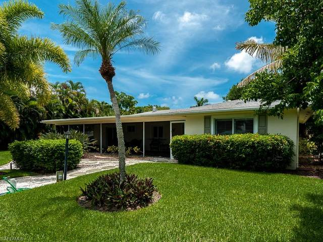 1672 Hibiscus Drive, Sanibel, FL 33957 (MLS #220035217) :: RE/MAX Realty Team