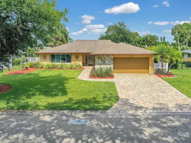 5343 Chippendale Circle W, Fort Myers, FL 33919 (#220035234) :: Southwest Florida R.E. Group Inc