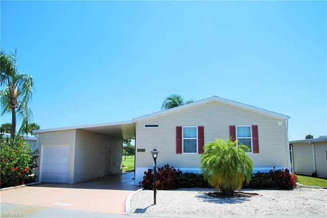 246 Palmer Boulevard, North Fort Myers, FL 33903 (MLS #220035329) :: Kris Asquith's Diamond Coastal Group