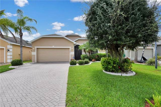 8237 Silver Birch Way, Lehigh Acres, FL 33971 (#220035392) :: The Dellatorè Real Estate Group