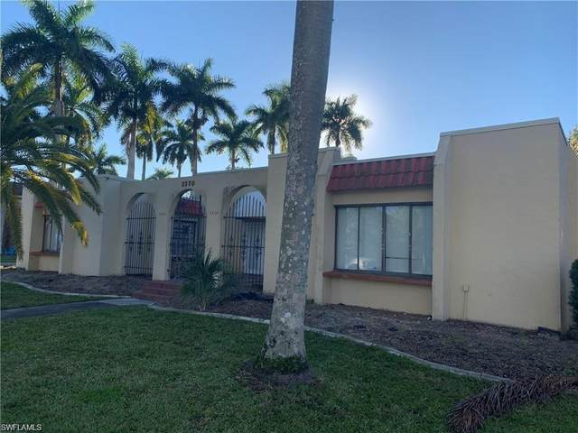 2548-2550 1st Street, Fort Myers, FL 33901 (#220035436) :: The Dellatorè Real Estate Group