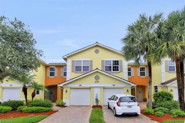 4340 Lazio Way #1305, Fort Myers, FL 33901 (#220035452) :: Southwest Florida R.E. Group Inc
