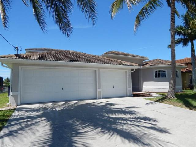 2821 SW 36th Terrace, Cape Coral, FL 33914 (MLS #220035523) :: The Naples Beach And Homes Team/MVP Realty