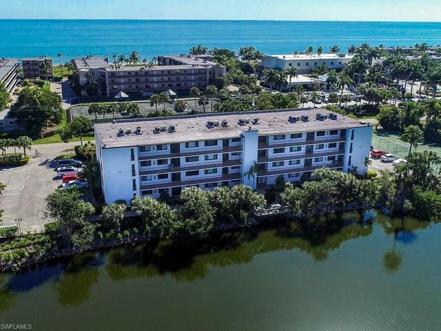 1440 Middle Gulf Drive 4E, Sanibel, FL 33957 (#220035554) :: Southwest Florida R.E. Group Inc