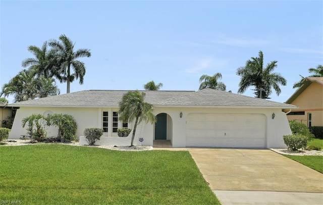 1121 SE 32nd Terrace, Cape Coral, FL 33904 (#220035776) :: The Dellatorè Real Estate Group