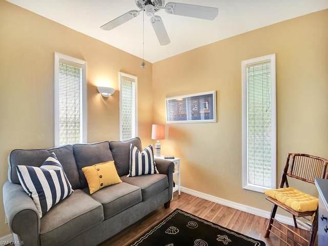 4265 Island Circle A, Fort Myers, FL 33919 (#220035781) :: The Dellatorè Real Estate Group