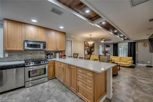 4616 Skyline Boulevard #101, Cape Coral, FL 33914 (#220035814) :: Caine Premier Properties