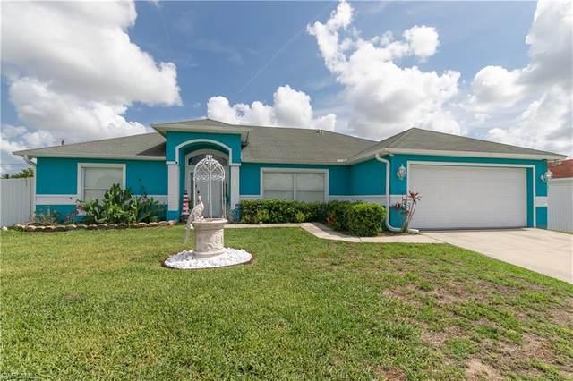 401 NW 9th Terrace, Cape Coral, FL 33993 (#220035830) :: The Dellatorè Real Estate Group