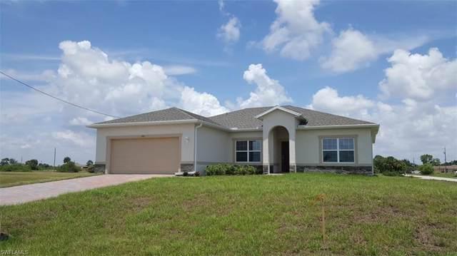 3501 NW 42nd Avenue, Cape Coral, FL 33993 (#220035839) :: The Dellatorè Real Estate Group